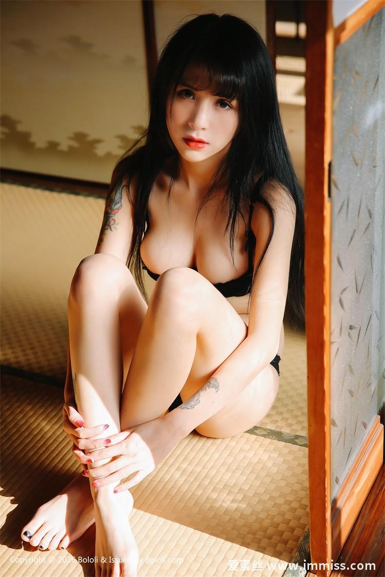 [Bololi波萝社]新刊 2017.03.27 BOL.037 夏美酱 人妻的诱惑