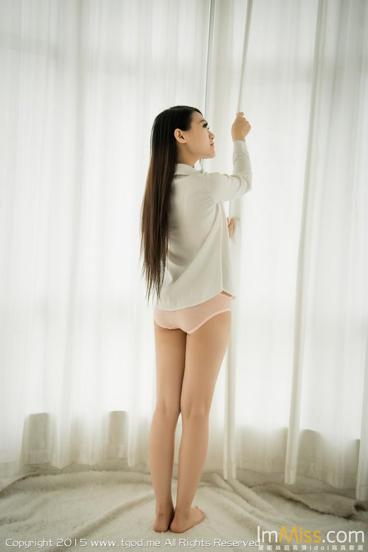 [TGOD推女神] 2015.04.02 粉红小兔 新人小宝私房写真 [63P]